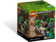 LEGO Minecraft 480 Piece Set for Only $34.99 Shipped!