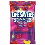 New $1.00/2 Skittles, Starburst or Life Savers Gummies Bags Coupon!