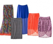 Mossimo Skirts: Buy 1 Get 1 50% off Sale + FREE Shipping!