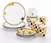Rachael Ray 16-Piece Dinnerware Set Only $30.75 Shipped—78% Off!