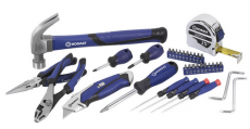 Lowe's: Kobalt 34-Piece Home Tool Set Only $12.98 + FREE Store Pick Up! (reg. $29.98)