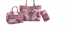 Vera Bradley Sale: Up to 80% Off Wallets, Totes, and More-Prices Start at $9.90!!!
