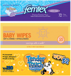 ATTENTION: Recall on Select Baby Wipes!
